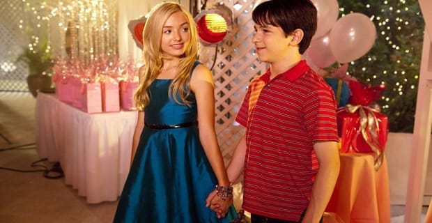 "2. Holly Hills and Greg Heffley — ""Diary of a Wimpy Kid"""