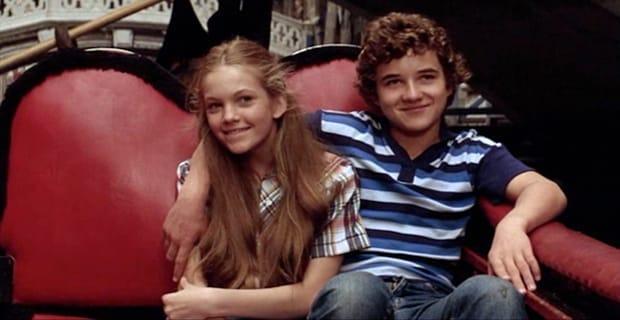 "4. Lauren King and Daniel Michon — ""A Little Romance"""