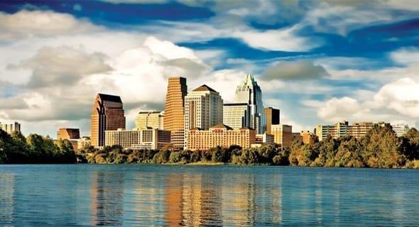 13. Austin, Texas - 152,211 single women