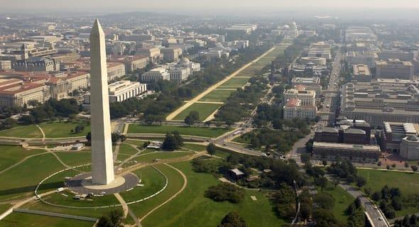 9. Washington, D.C. — 110,455 single men