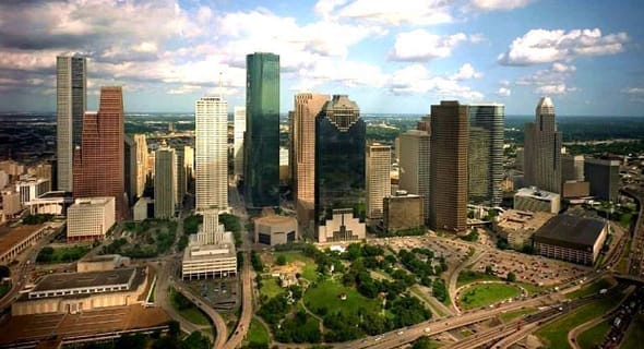 4. Houston, Texas - 328,070 single women