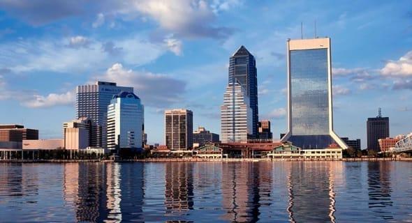 15. Jacksonville, Florida - 141,895 single women