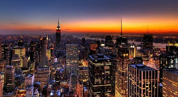 1. New York City, New York - 1,756,310 single women