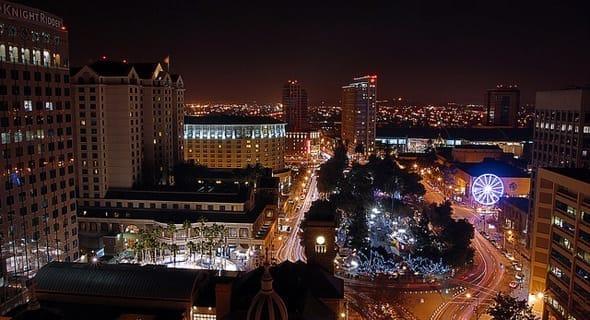 11. San Jose, California - 165,259 single women
