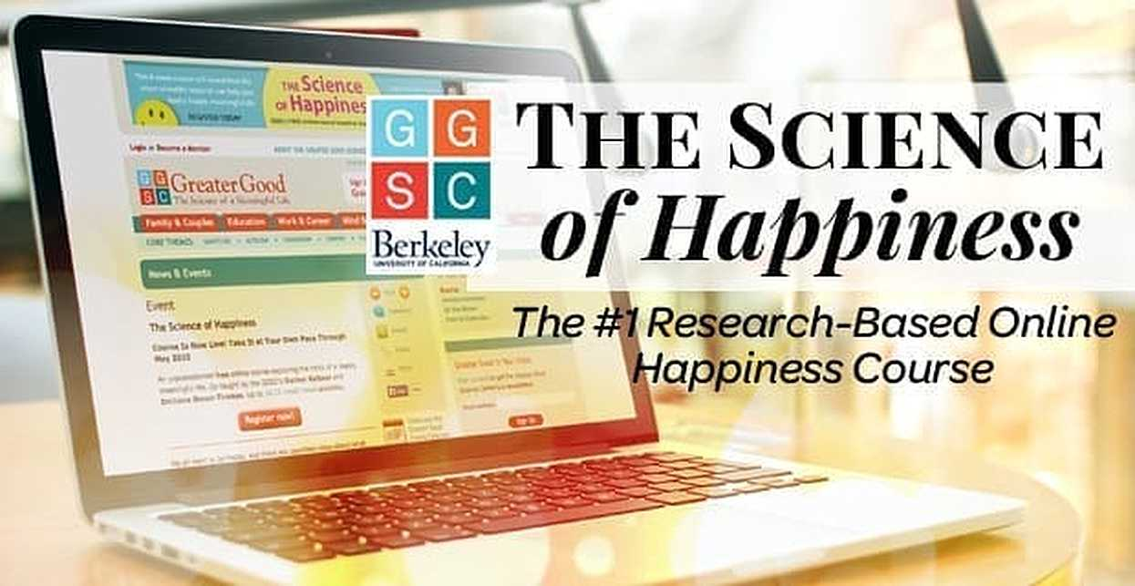 Science of Happiness: The #1 Research-Based Online Happiness Course