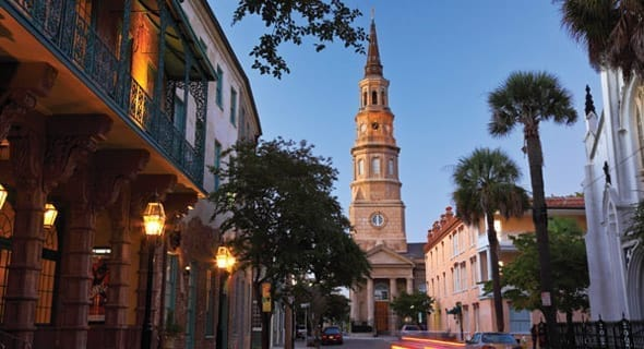 5. Charleston, South Carolina
