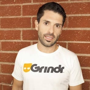 Joe Simkhai, Grindr founder and CEO