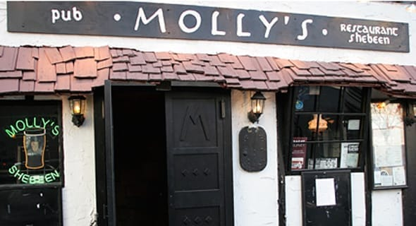 11. Molly's Pub & Shebeen