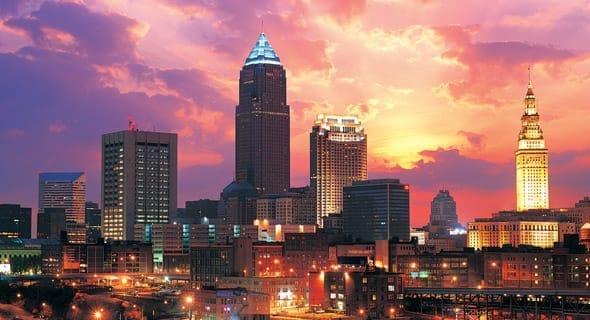 9. Cleveland, Ohio