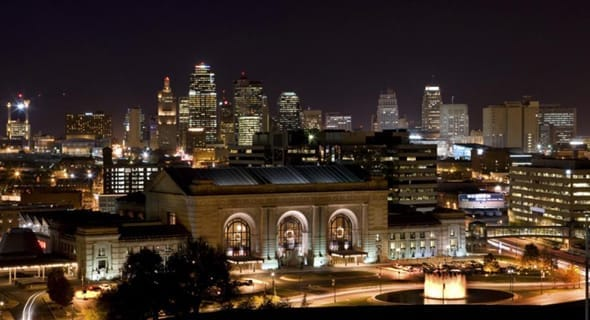 4. Kansas City, Missouri