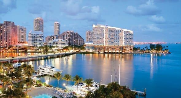 7. Miami, Florida