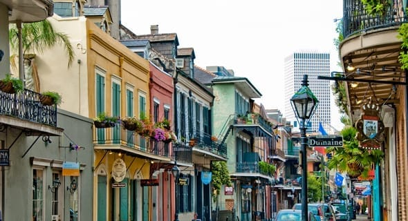 2. New Orleans, Louisiana
