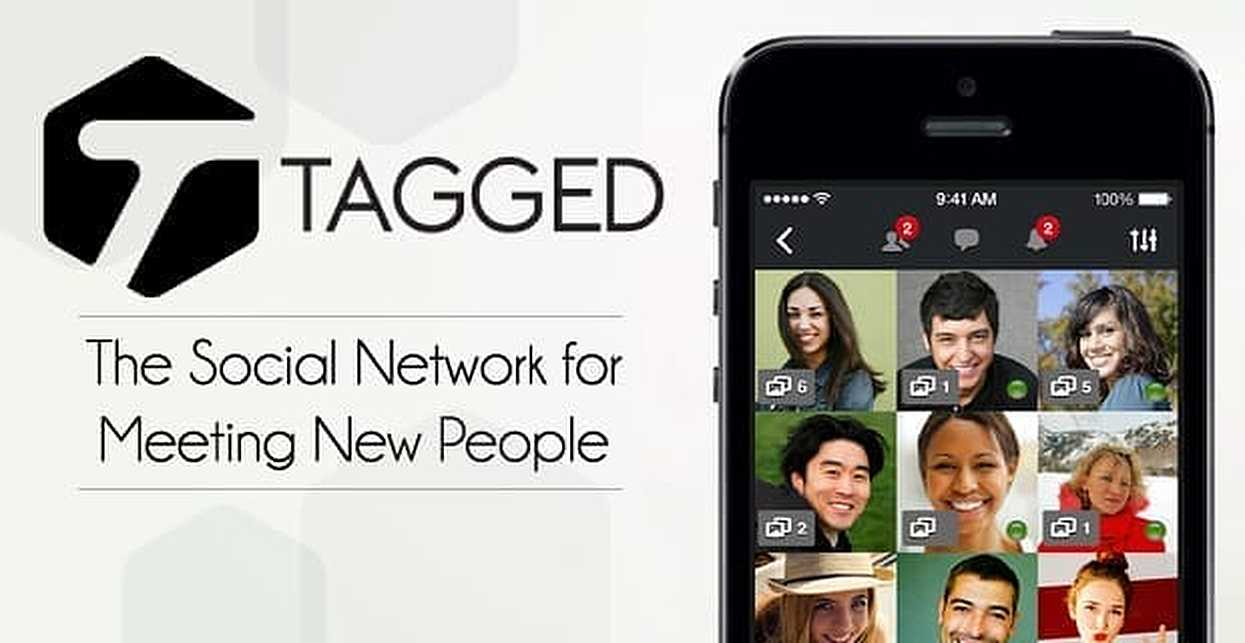 Tagged: Meet New People on Your Own Terms