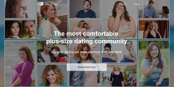 female only dating app
