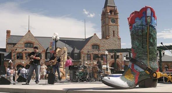 Cheyenne, Wyoming