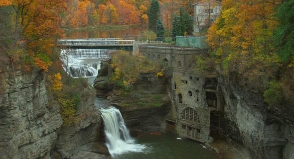 Ithaca, New York