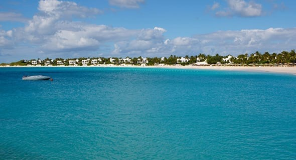 Anguilla, British West Indies: Cap Juluca