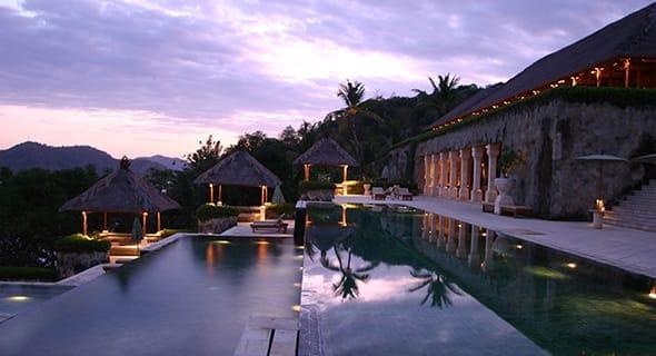 Bali, Indonesia: Amankila Resort