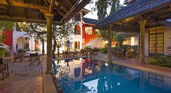 Kerala, India: Malabar House