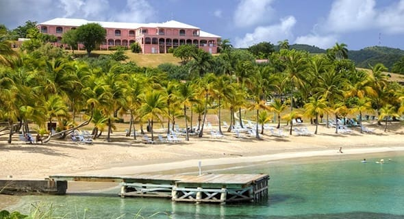 St. Croix, U.S. Virgin Islands: The Buccaneer