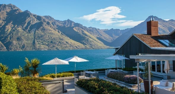 Queenstown, New Zealand: Matakauri Lodge