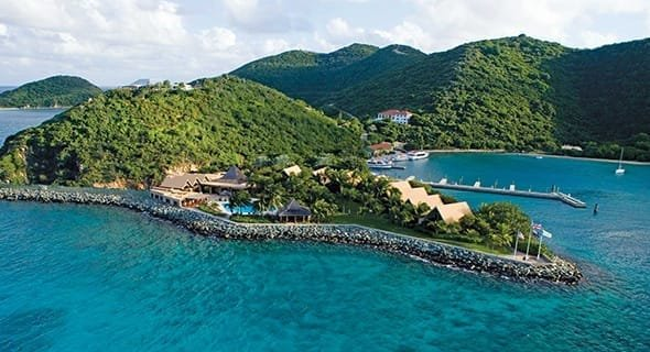 British Virgin Islands: Peter Island Resort & Spa