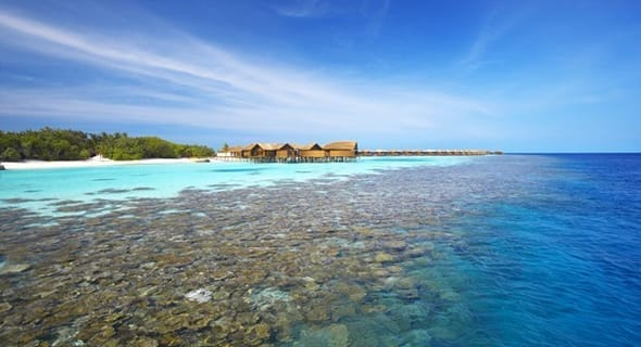Huvahendhoo, Maldives: Lily Beach Resort & Spa