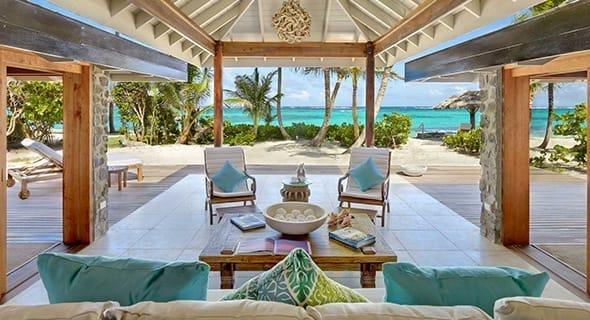 Petit St. Vincent Private Island: Petit St. Vincent Resort