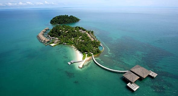 Song Saa Private Island: Song Saa Hotel & Resort