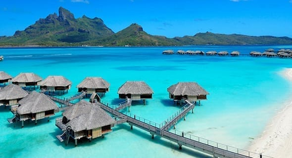 Tahiti: Four Seasons Bora Bora
