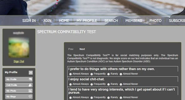 The Spectrum Compatibility Test