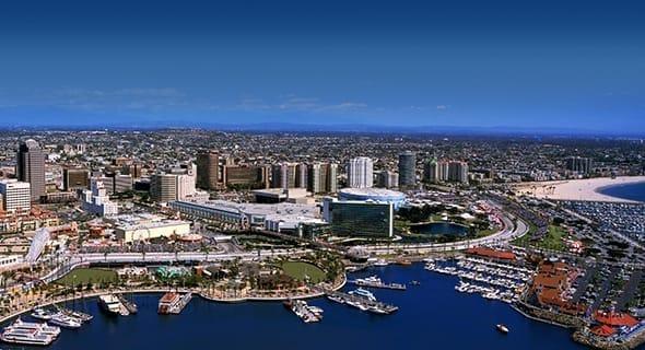 4. Long Beach, California