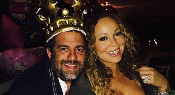 7. Mariah Carey & Brett Ratner