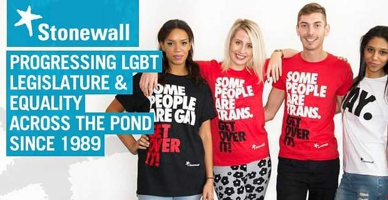Stonewall: Progressing LGBT Legislature & Equality Across the Pond Since 1989