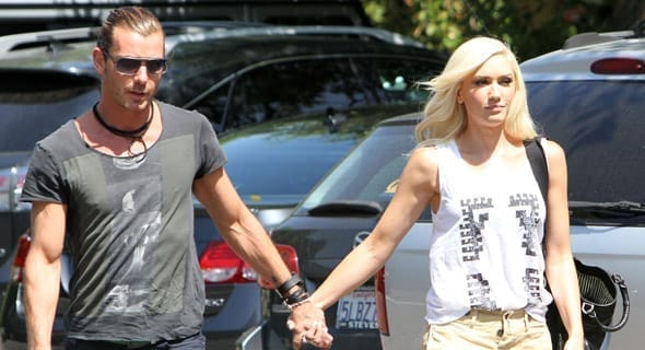 Photo of Gwen Stefani and Gavin Rossdale