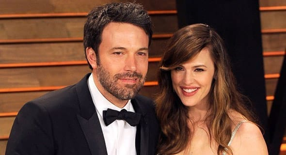 Photo of Ben Affleck and Jennifer Garner