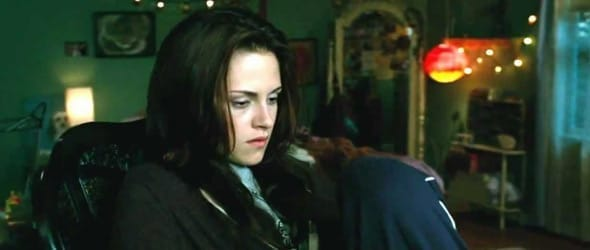 Photo of Bella from Twilight grieving