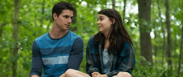 Photo of Bianca and Wesley from The Duff movie