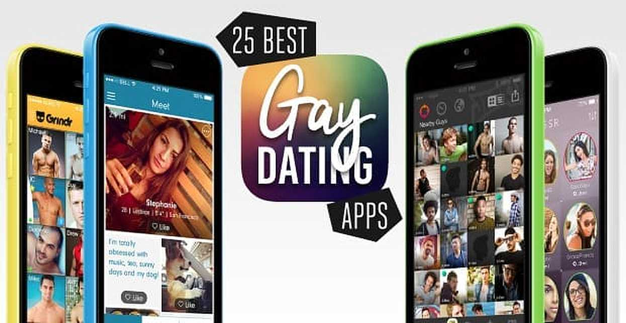 "25 Best ""Gay Dating"" Apps (Homosexual, Bi, Trans & Curious)"
