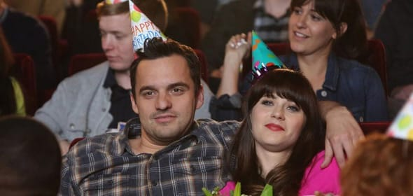 Photo of Nick and Jess from New Girl