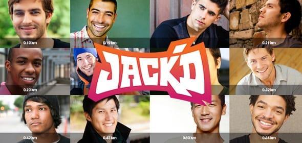 The Jack'd app