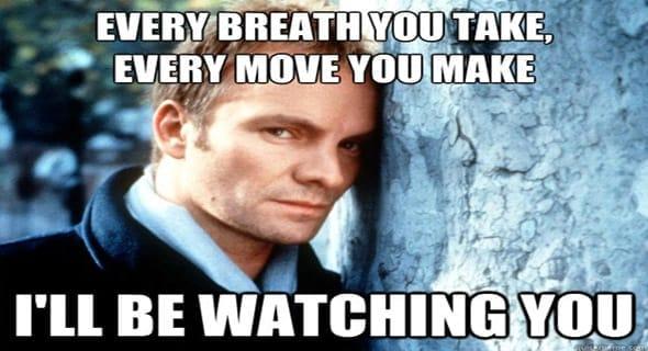 Photo of Sting meme