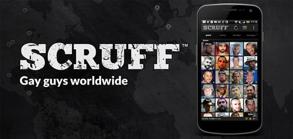 The SCRUFF app
