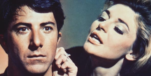Photo from The Graduate movie