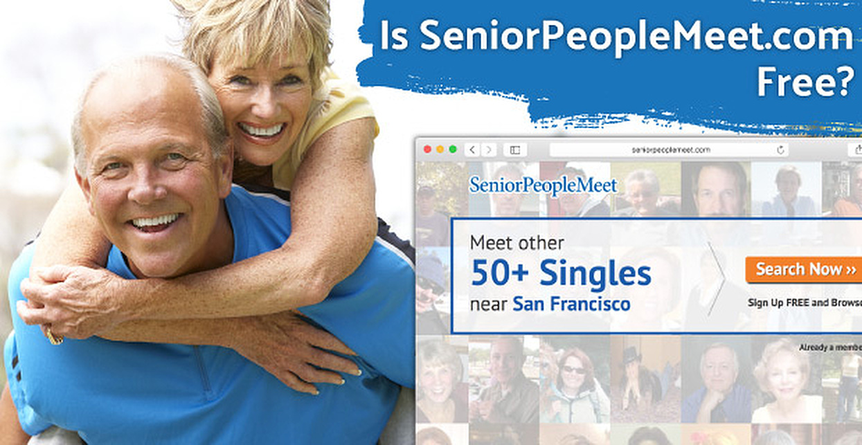 Is SeniorPeopleMeet.com Free?