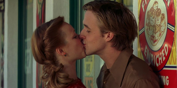 Photo of Noah and Allie From the Notebook