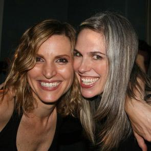 Emma Taylor and Lorelei Sharkey