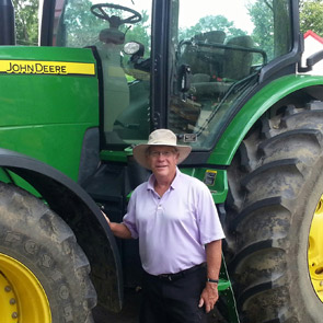 Photo of FarmersOnly Founder Jerry Miller