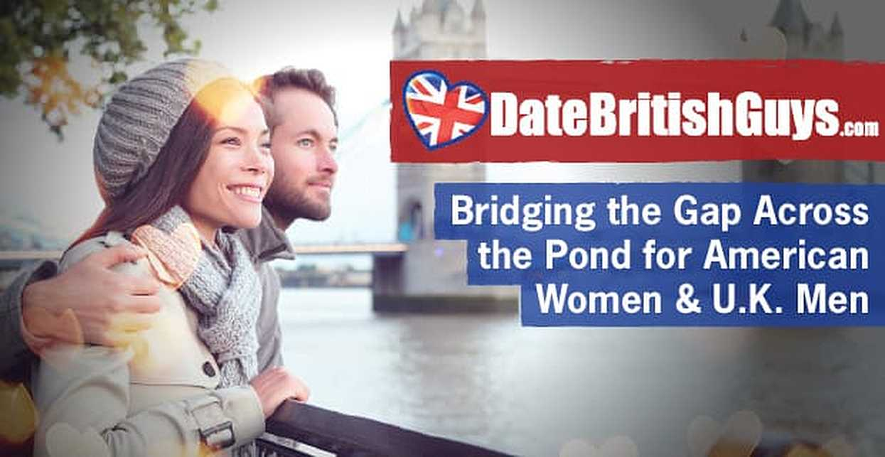 American Woman Dating A British Man