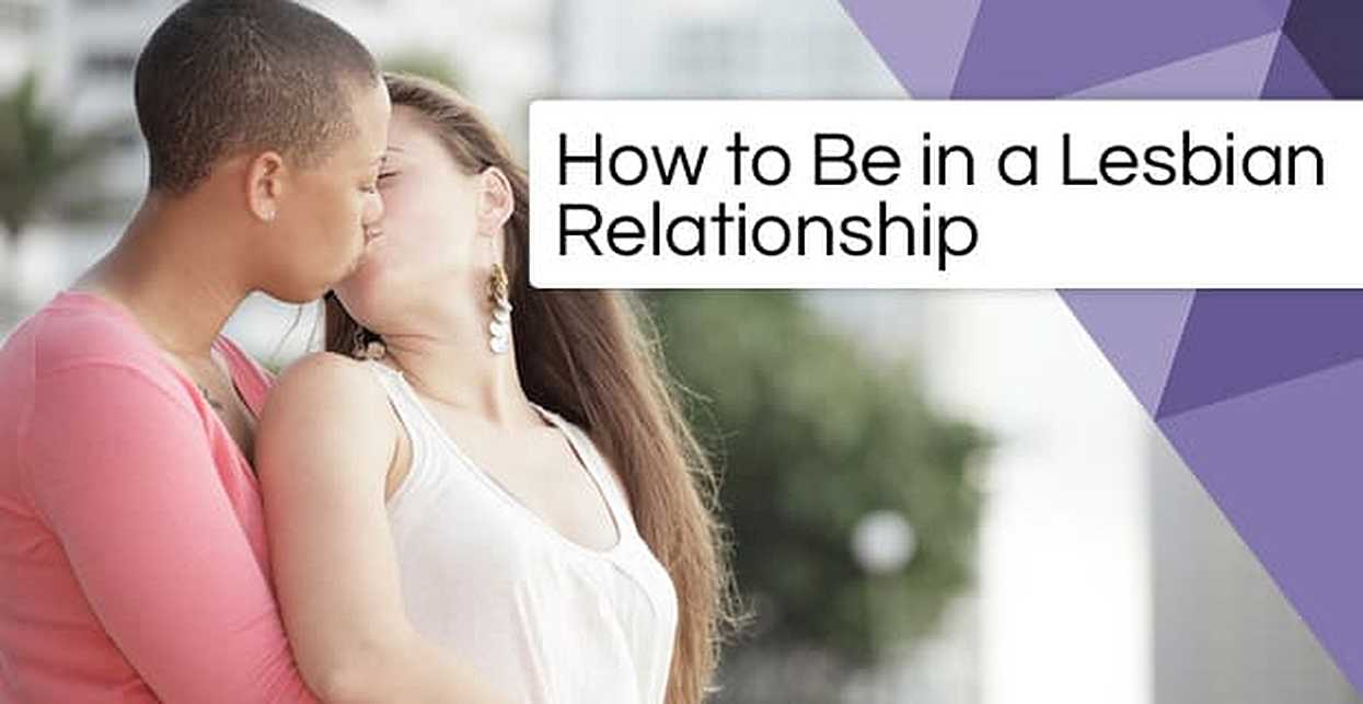How to Be in a Lesbian Relationship